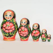 Russian Matryoshka Poppies, fig. 1