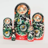Russian Matryoshka Chamomiles, fig. 1