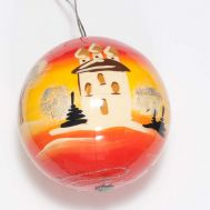 Ball Ornament Russian Winter, fig. 1