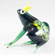 Glass Figurine Princess Frog, fig. 1