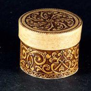 Trinket Box with Ornamental Design, fig. 1