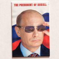 Magnet Vladimir Putin President of Russia, fig. 1