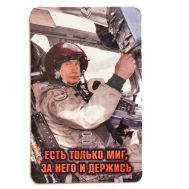 Magnet Putin in a Jet, fig. 1