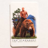 Magnet Putin with Bear, fig. 1