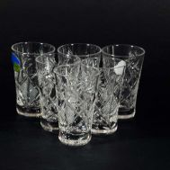 Crystal Shot Glass 35 ml 6 Pieces Set, fig. 1