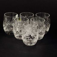 Crystal Shot Glass 50 ml 6 Pieces Set, fig. 1