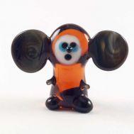 Glass Cheburashka Figure, fig. 1