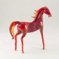 Glass Horse Figure, fig. 1