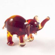 Glass Elephant Mini, fig. 1