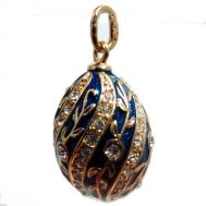 Faberge Pendant Twisted, fig. 1