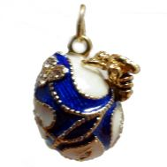 Faberge Pendant Bee, fig. 1