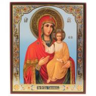 Icon Theotokos Smolenskaya, fig. 1