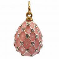 Enamel Pendants Net Pink, fig. 1