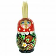 Matrioshka Toothpick Holders, fig. 1