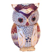 Jewellery Box Owl