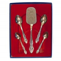 Tea Flatware Set