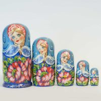 Matryoshka Poppies