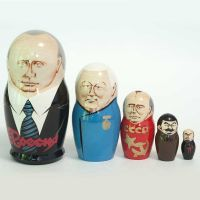 Vladimir Putin Matryoshka