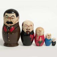 Stalin Political Matryoshka