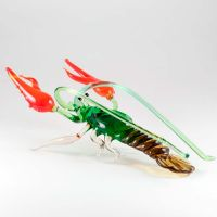Glass Green Crayfish