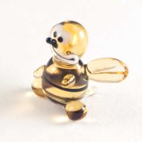 Glass Bee Miniature