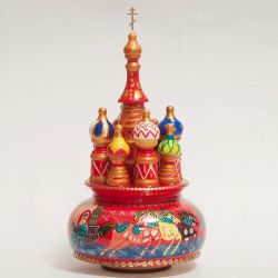 Music Box St. Basil Cathedral
