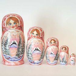 Russian Winter Scenes, fig. 1