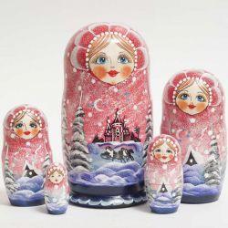 Russian Winter Scenes