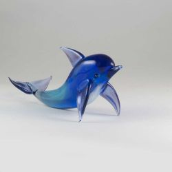 Dolphin Glass Figure, fig. 1