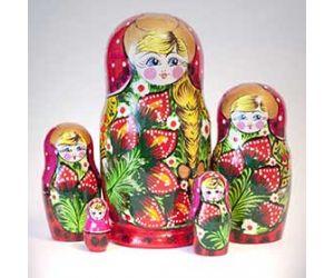 Matryoshka dolls with discount