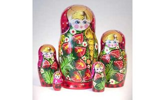 Matryoshka dolls with discount