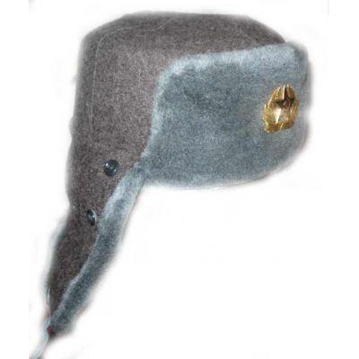 Soviet Army Soldier Winter Hat, fig. 5