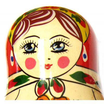 Matryoshka Doll Alionka (5 pieces), fig. 2