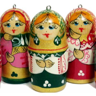 Christmas Ornaments Matryoshka Style, fig. 3