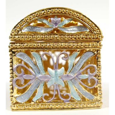 Faberge Box Butterfly, fig. 2