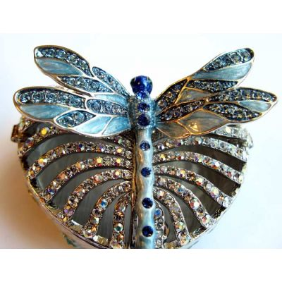 Faberge Box Dragonfly, fig. 4