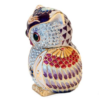 Jewellery Box Owl, fig. 2