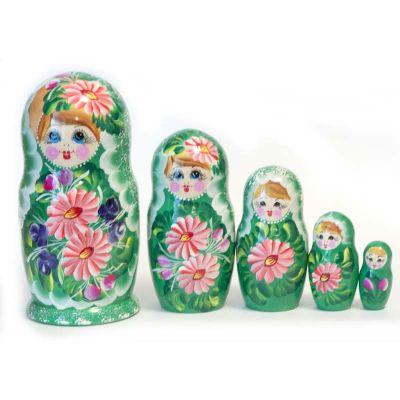 Green Matryoshka Deasies, fig. 2