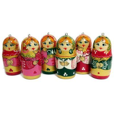 Christmas Ornaments Matryoshka Style, fig. 4