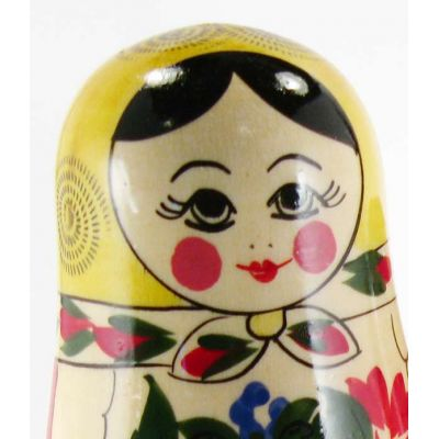 Nesting Doll Russian Girl, fig. 2