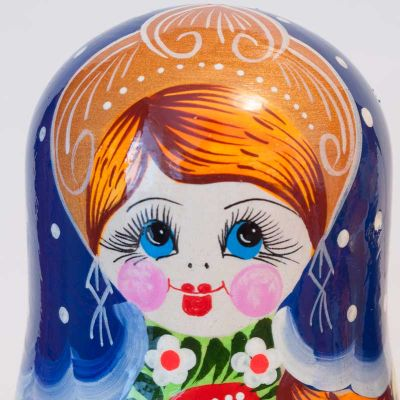 Polina's Traditional Matryoshka, fig. 3