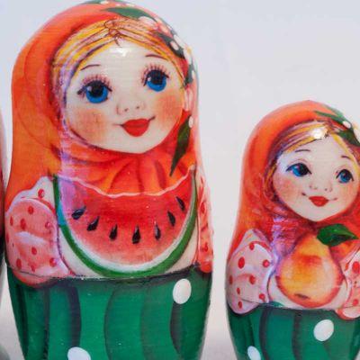 Harvest Times Matryoshka, fig. 4