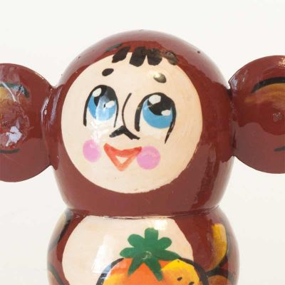 Cheburashka Matryoshka Doll, fig. 3