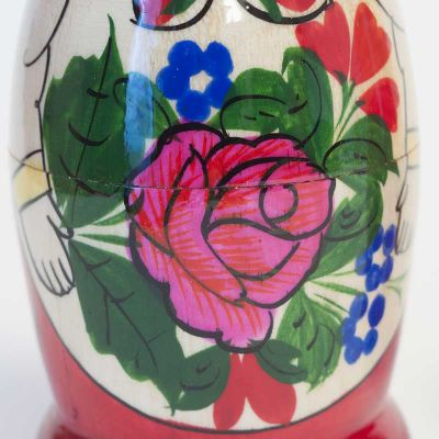 Nesting Doll Russian Girl, fig. 6