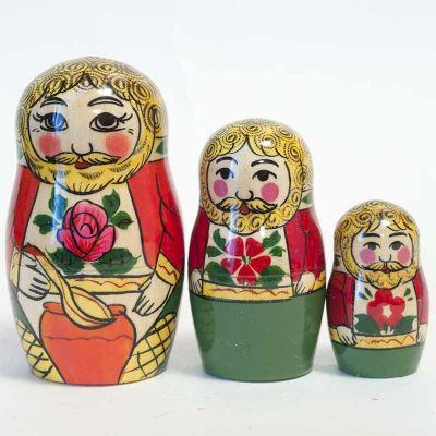 Matryoshka Doll Domovoi (Brownie)