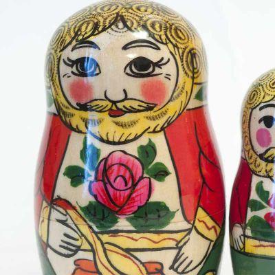 Matryoshka Doll Domovoi (Brownie), fig. 3