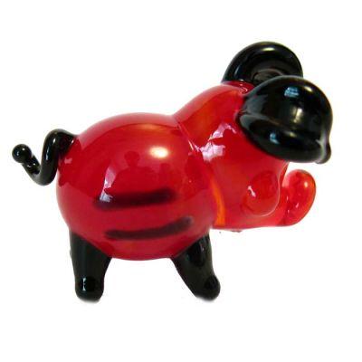 Glass Piglet Figurine, fig. 4