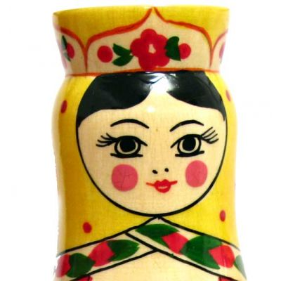 Nesting Doll Russian Beauties, fig. 3