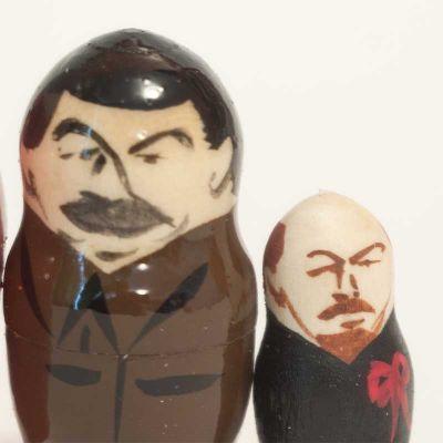 Putin Nesting Doll, fig. 4