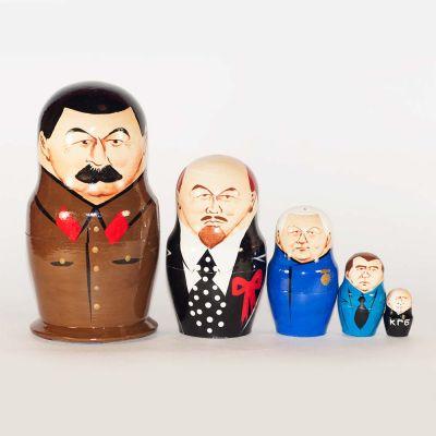 Stalin Russian Doll, fig. 1